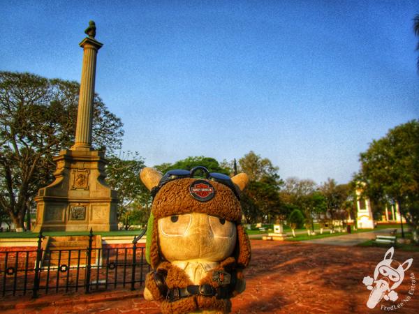 Plaza San Martín   Yapeyú - Corrientes - Argentina   FredLee Na Estrada