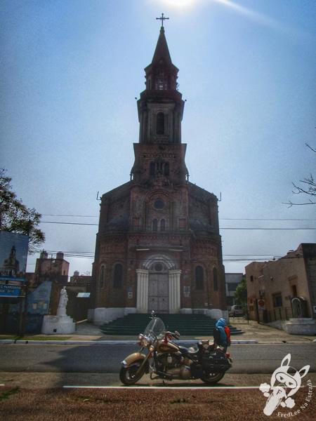 Iglesia Nuestra Senora de Pompeya | Concórdia - Entre Ríos - Argentina | FredLee Na Estrada