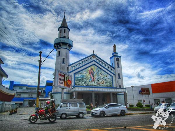 Santuário Nossa Senhora dos Navegantes | Navegantes - SC | FredLee Na Estrada