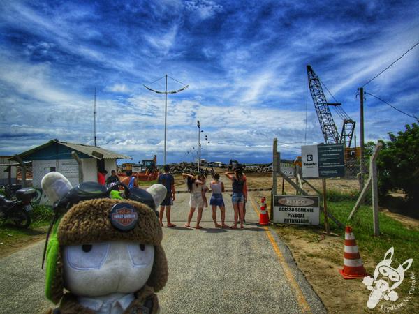 Praia do Pontal | Navegantes - SC | FredLee Na Estrada