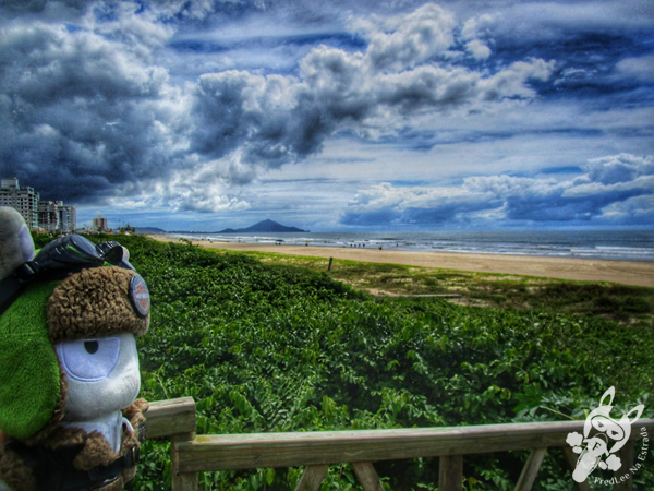 Praia Central | Navegantes - SC | FredLee Na Estrada