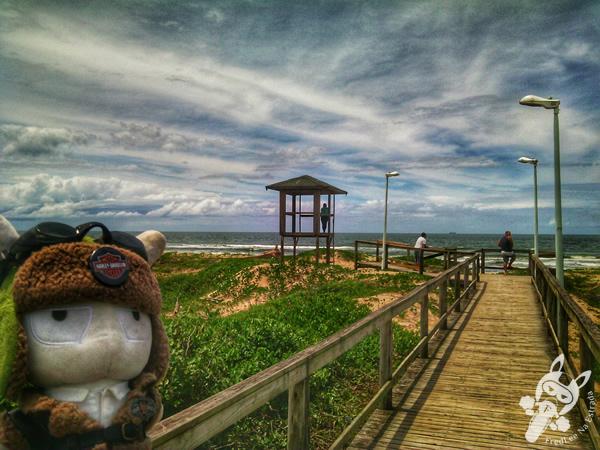 Praia do Gravatá | Navegantes - SC | FredLee Na Estrada