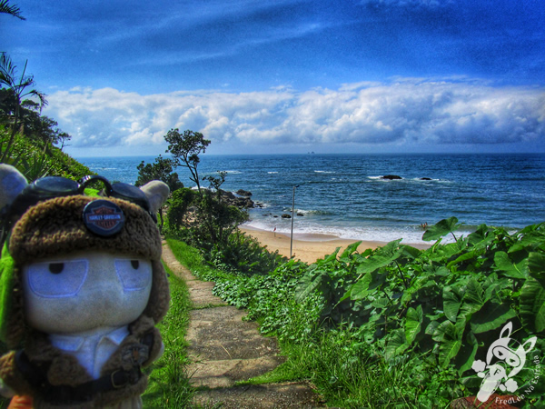 Praia do Cerro - Barra Velha - SC | FredLee Na Estrada