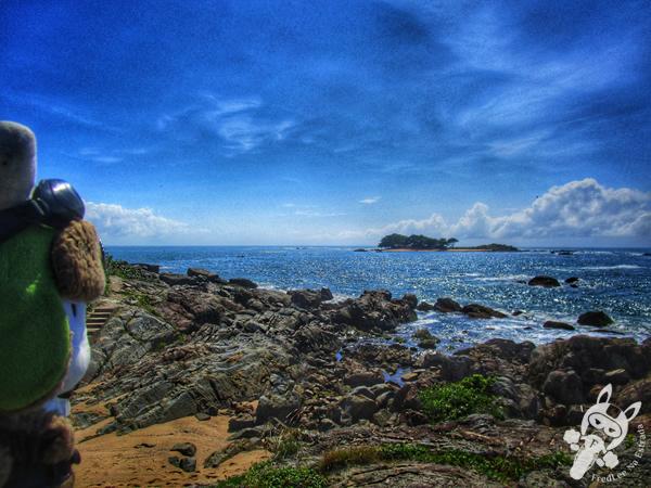 Ilha do Grant - Canasvieira - Barra Velha - SC | FredLee Na Estrada