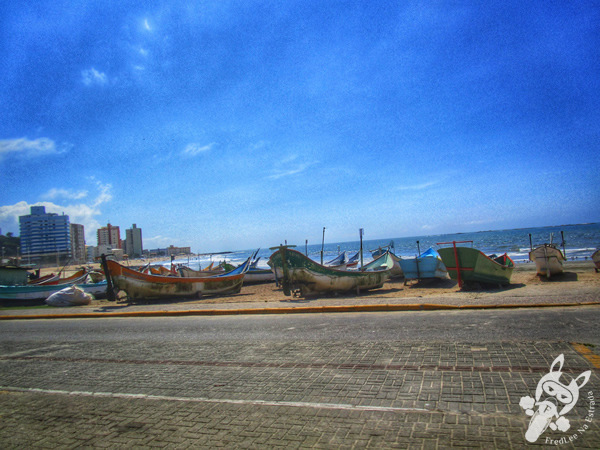 Praça Lauro Loyola - Barra Velha - SC | FredLee Na Estrada