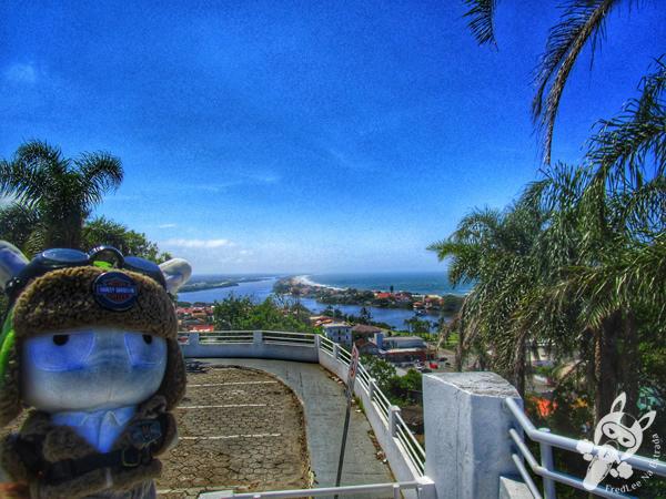 Estátua de Iemanjá - Barra Velha - SC | FredLee Na Estrada