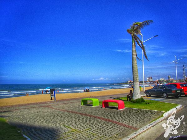 Monumento da sereia Janaína - Barra Velha - SC | FredLee Na Estrada