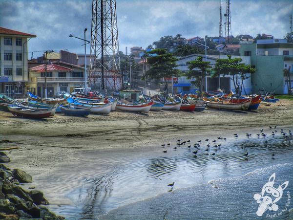 Ponte Pênsil de Barra Velha - SC | FredLee Na Estrada