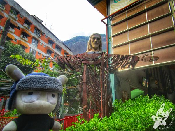 Trem do Corcovado - Santuário do Cristo Redentor - Rio de Janeiro - RJ | FredLee Na Estrada