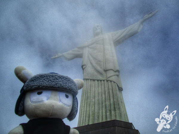 Santuário do Cristo Redentor - Corcovado - Rio de Janeiro - RJ | FredLee Na Estrada