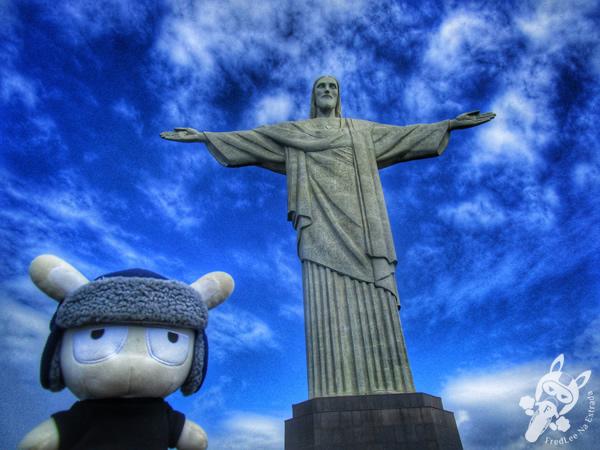 Santuário do Cristo Redentor - Corcovado - Rio de Janeiro - RJ   FredLee Na Estrada