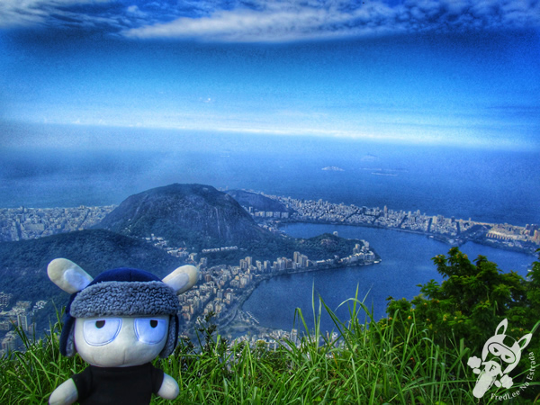 Mirante do Leblon - Rio de Janeiro - RJ   FredLee Na Estrada