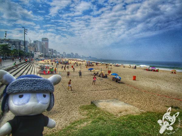 Pedra do Arpoador - Rio de Janeiro - RJ | FredLee Na Estrada