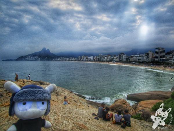 Estátua de Dorival Caymmi - Rio de Janeiro - RJ | FredLee Na Estrada