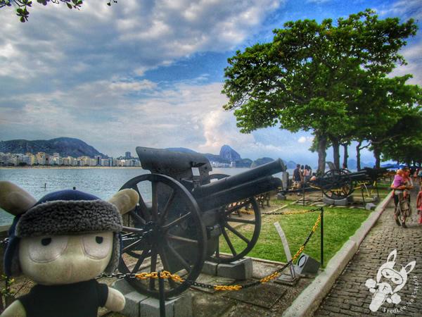 Acarajé da Cátia - Urca - Rio de Janeiro - RJ   FredLee Na Estrada