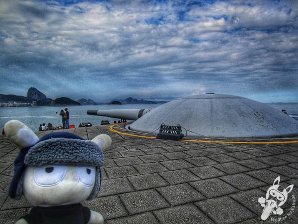 Morro da Urca - Bondinho Pão de Açúcar - Rio de Janeiro - RJ   FredLee Na Estrada