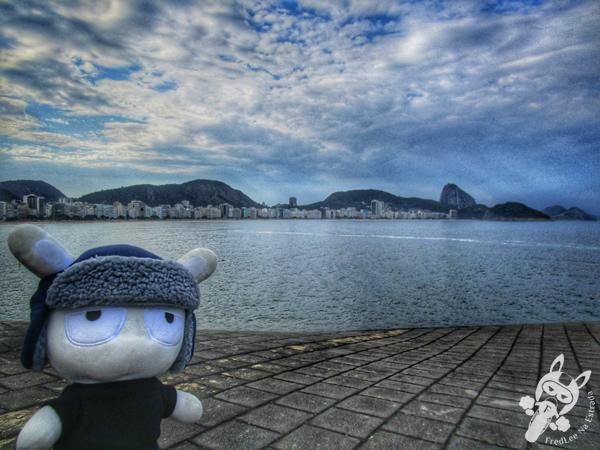 Bondinho Pão de Açúcar - Rio de Janeiro - RJ   FredLee Na Estrada