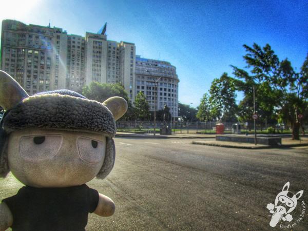 Praça Mahatma Gandhi - Rio de Janeiro - RJ | FredLee Na Estrada