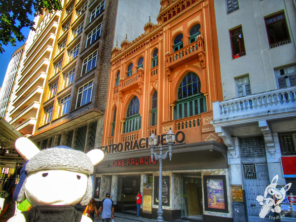Escola de Música da Universidade Federal do Rio de Janeiro - RJ | FredLee Na Estrada