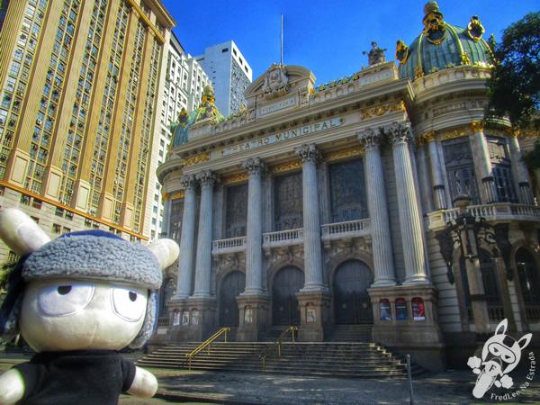 Palácio Pedro Ernesto - Rio de Janeiro - RJ | FredLee Na Estrada