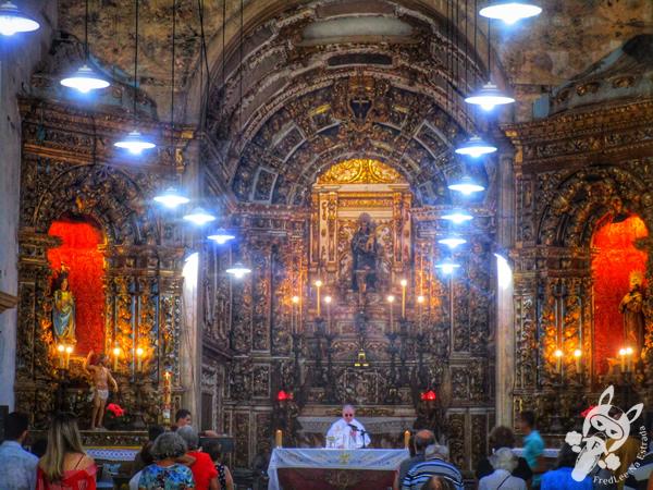 Igreja da Venerável e Arquiepiscopal Ordem Terceira de Nossa Senhora do Monte do Carmo - Rio de Janeiro - RJ | FredLee Na Estrada