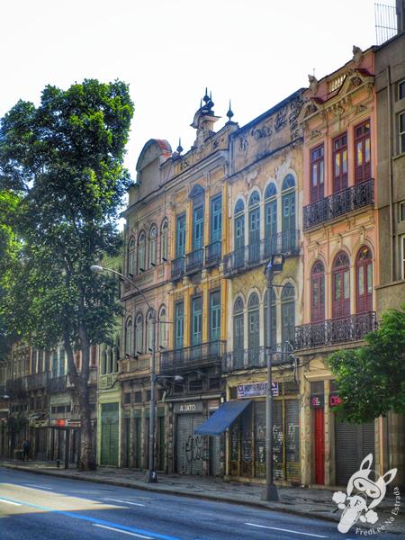 Centro histórico do Rio de Janeiro - RJ | FredLee Na Estrada