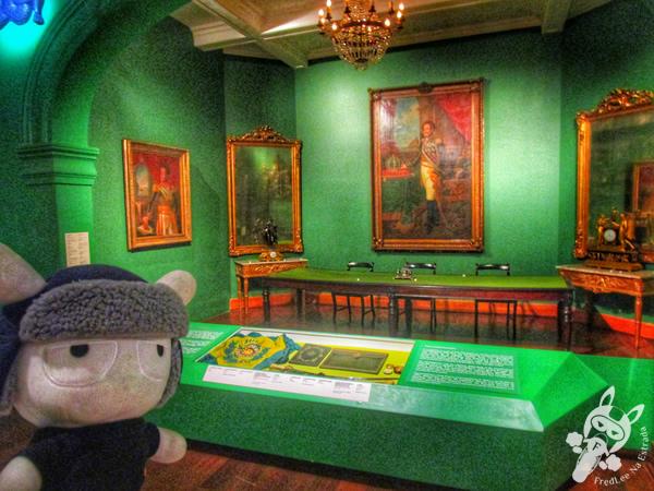 Museu Histórico Nacional - Rio de Janeiro - RJ | FredLee Na Estrada