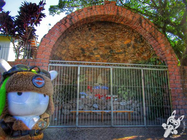 Gruta Nossa Senhora de Fátima - Ilhota - SC | FredLee Na Estrada