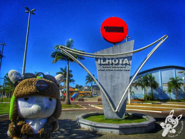 Centro de Ilhota - SC | FredLee Na Estrada