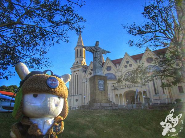 Igreja Matriz São Pedro Apóstolo - Gaspar - SC | FredLee Na Estrada