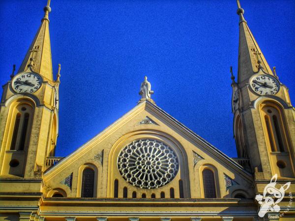 Igreja Matriz São Pedro Apóstolo - Gaspar - SC   FredLee Na Estrada