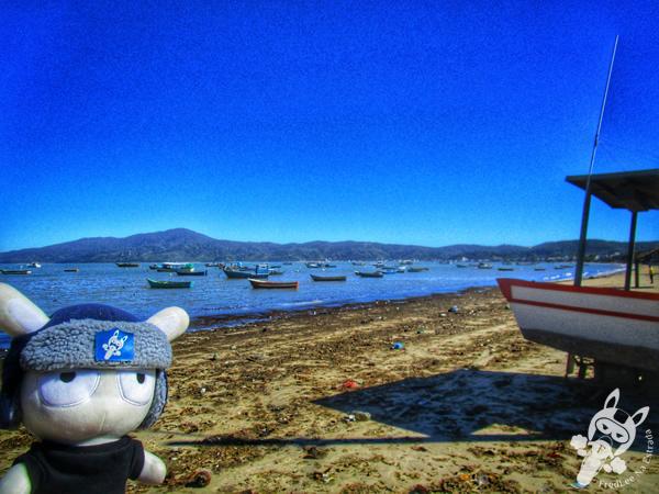Praia do Canto Grande - Bombinhas - SC | FredLee Na Estrada
