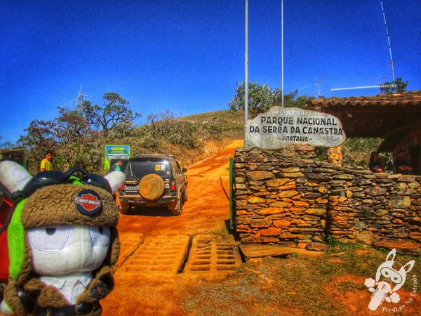 Centro de visitantes do Parque Nacional da Serra da Canastra | FredLee Na Estrada