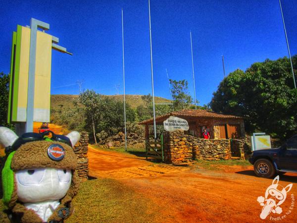 Nascente histórica do rio São Francisco - Parque Nacional da Serra da Canastra | FredLee Na Estrada