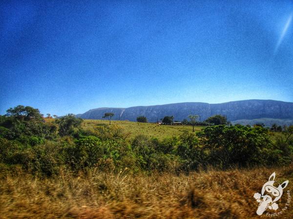 Portaria 4 do Parque Nacional da Serra da Canastra | FredLee Na Estrada