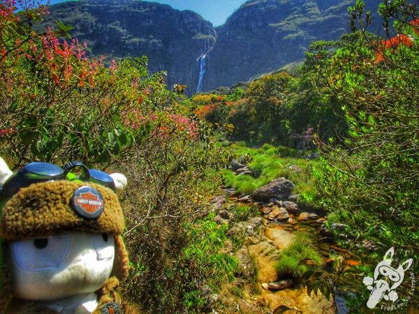 Cachoeira Casca d'Anta - Parque Nacional da Serra da Canastra | FredLee Na Estrada