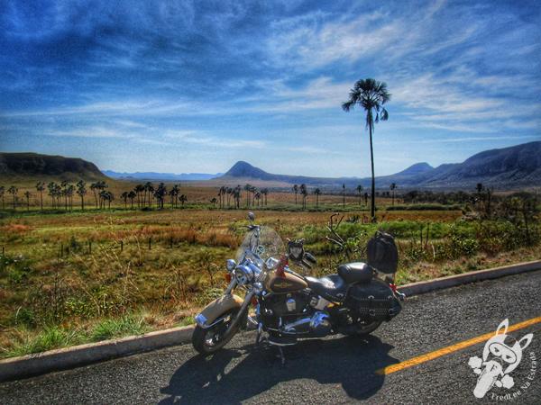 Jardim de Maytrea - Parque Nacional da Chapada dos Veadeiros | FredLee Na Estrada