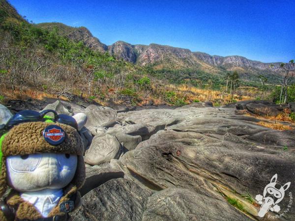 Vale da Lua - Chapada dos Veadeiros | FredLee Na Estrada