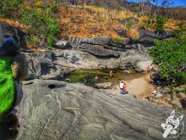 Cachoeira São Bento - Alto Paraíso de Goiás - GO | FredLee Na Estrada