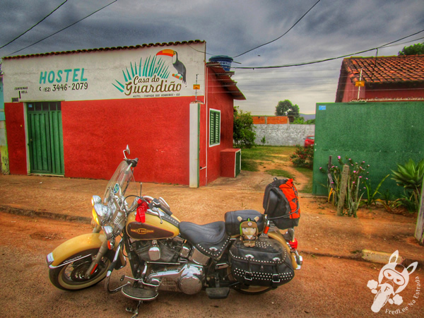 Hostel Casa do Guardião | Alto Paraíso de Goiás - GO | FredLee Na Estrada