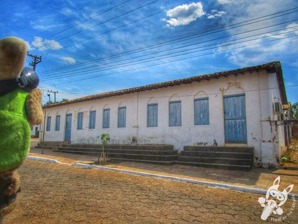 Mangueira em Santa Rosa do Tocantins - TO | FredLee Na Estrada