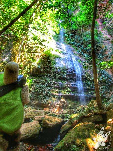 Cachoeira da Roncadeira | Taquaruçu - Palmas - TO | FredLee Na Estrada