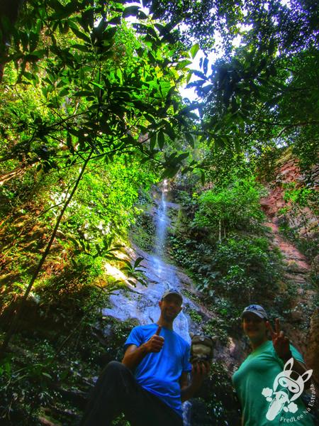 Cachoeira do Escorrega Macaco e Cachoeira da Roncadeira | Taquaruçu - Palmas - TO | FredLee Na Estrada
