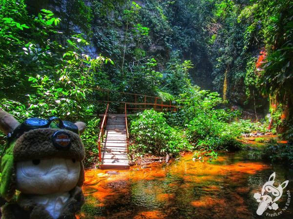 Santuário Ecológico Pedra Caída - Carolina - MA   FredLee Na Estrada