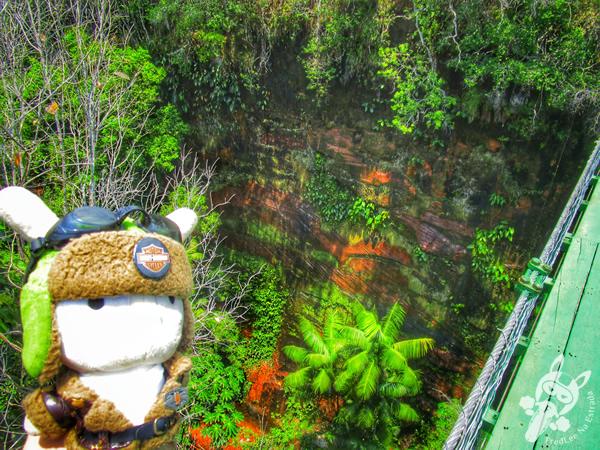Santuário Ecológico Pedra Caída - Carolina - MA | FredLee Na Estrada