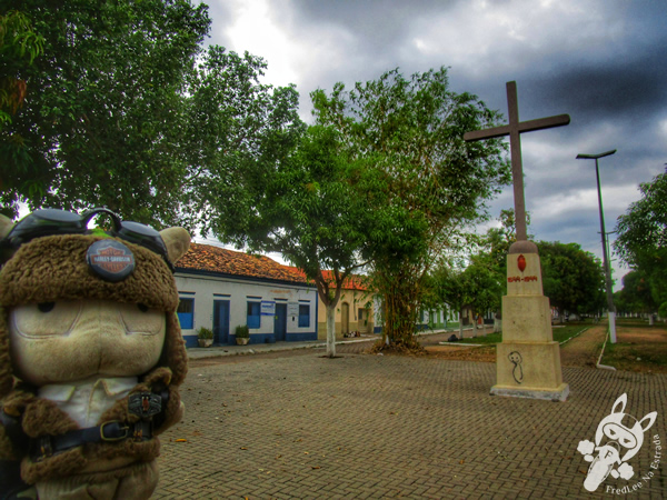 Catedral São Pedro de Alcântara | Carolina - MA | FredLee Na Estrada