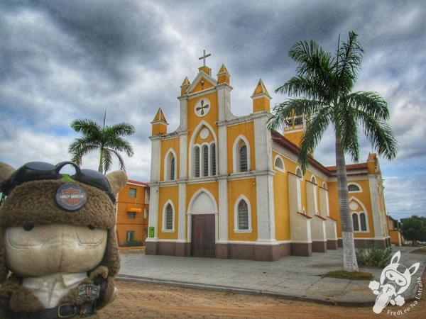 Centro histórico de Carolina - MA | FredLee Na Estrada