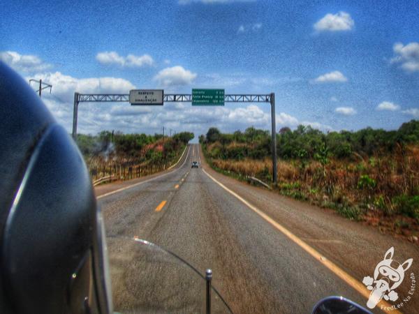Divisa de estados: Maranhão e Pará | FredLee Na Estrada
