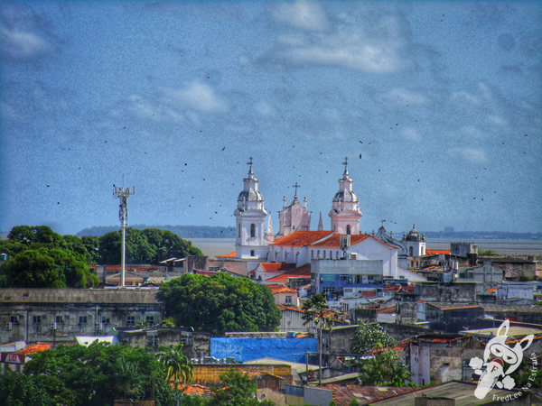 Forte do Presépio | Belém - PA | FredLee Na Estrada