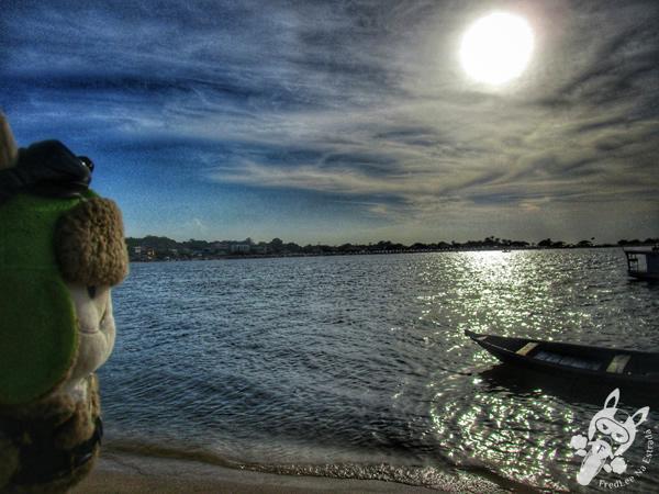Pôr do sol em Alter do Chão | Santarém - PA | FredLee Na Estrada